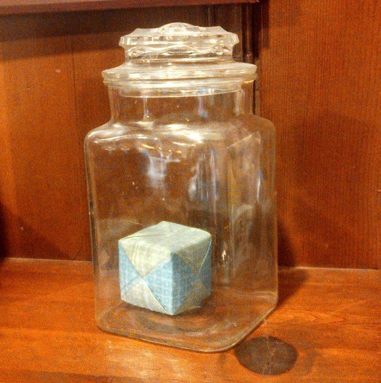 Box in a jar